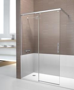 Cambiar ba era por plato de ducha sin obras antidex - Convertir banera en ducha ...